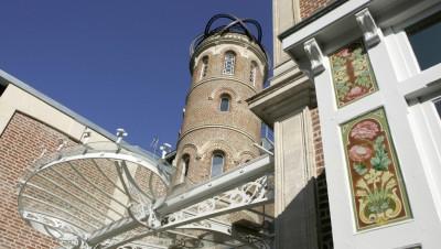 Entdeckung des Hauses von Jules Verne