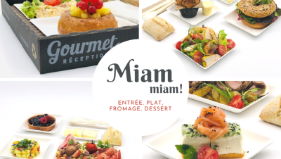 Gourmet Réception,  Une référence à Amiens depuis des années